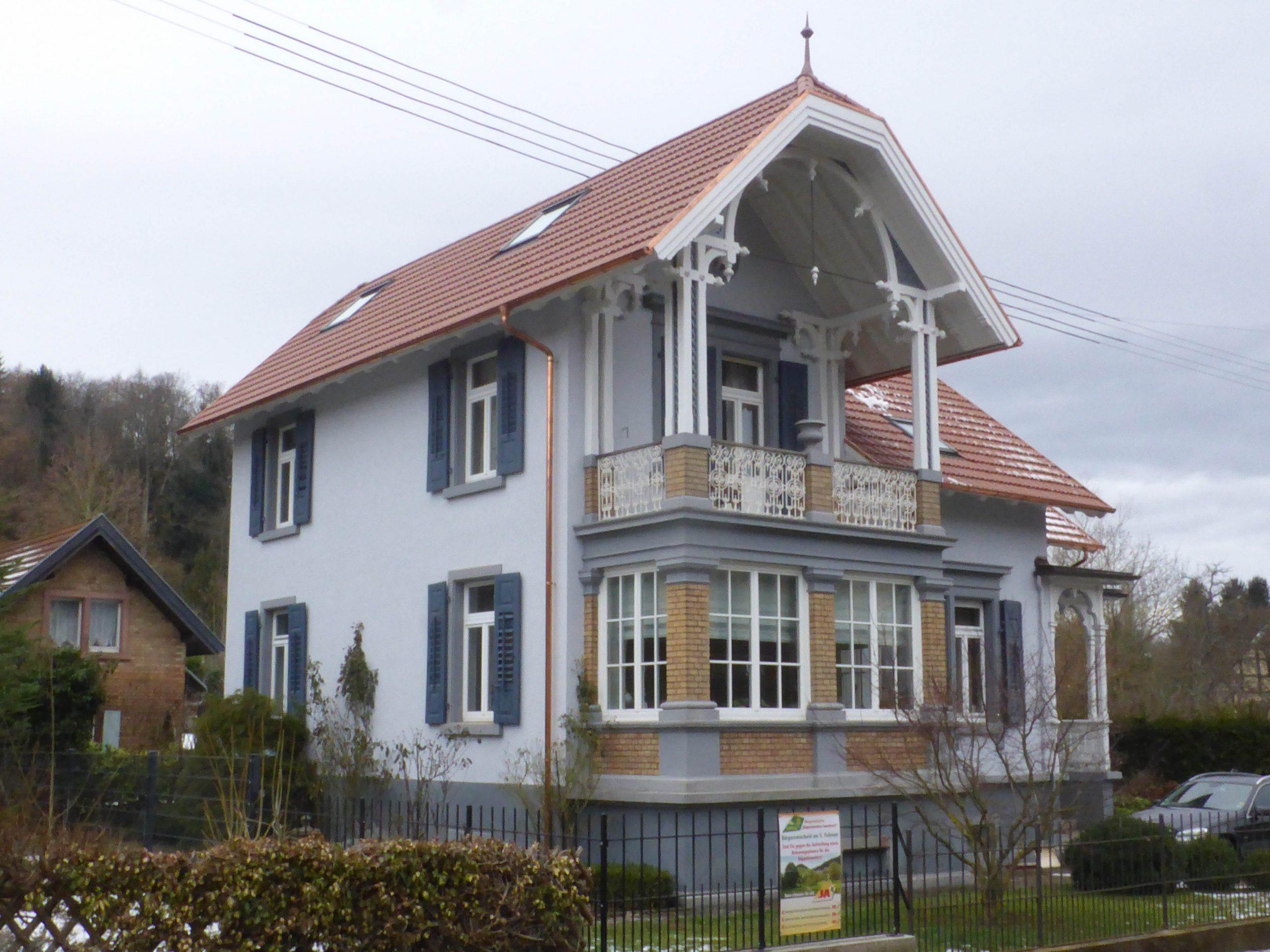 P Scaled - Wohnhaus Sulzburg