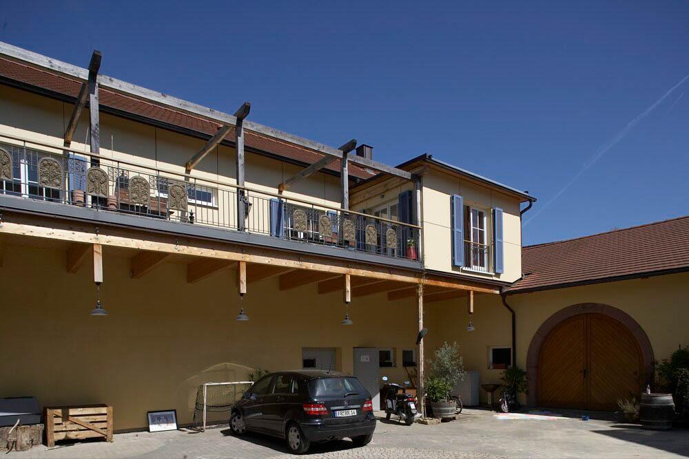 X9m7554-13 - Wohnhaus Sulzburg
