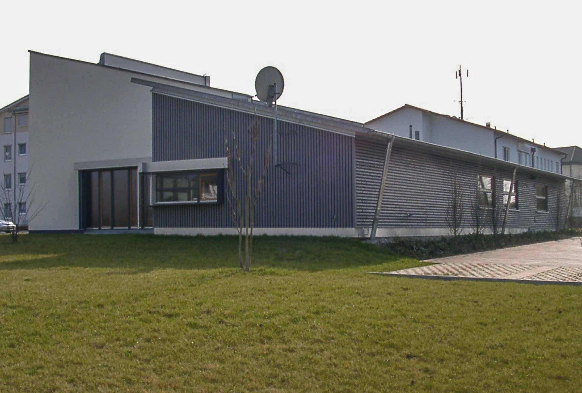 03260007-2 - Neuapostolische Kirche Bad Krozingen