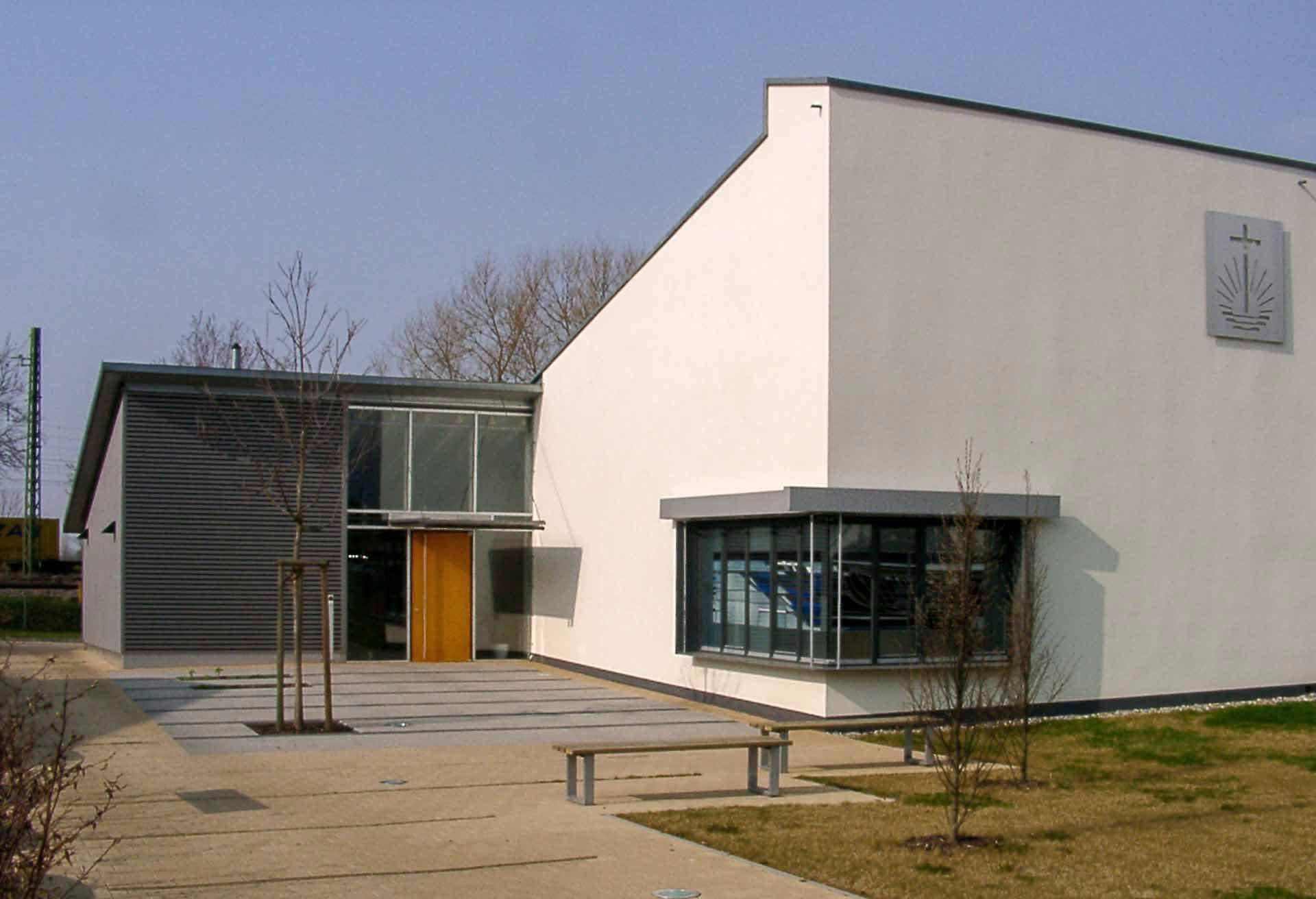 03260008-2 - Neuapostolische Kirche Bad Krozingen