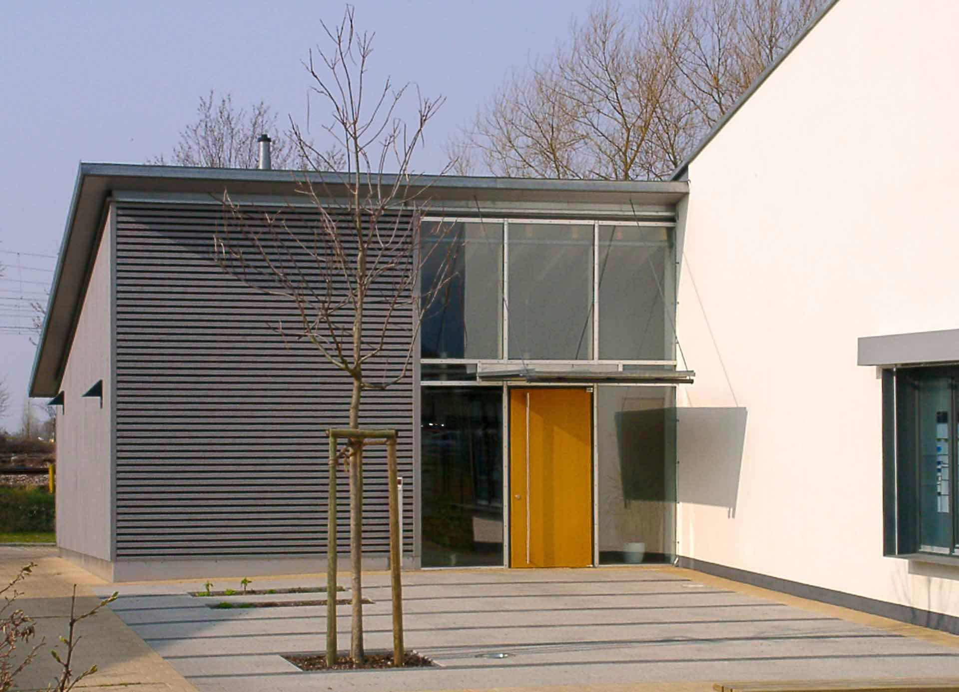 03260009-2 - Neuapostolische Kirche Bad Krozingen