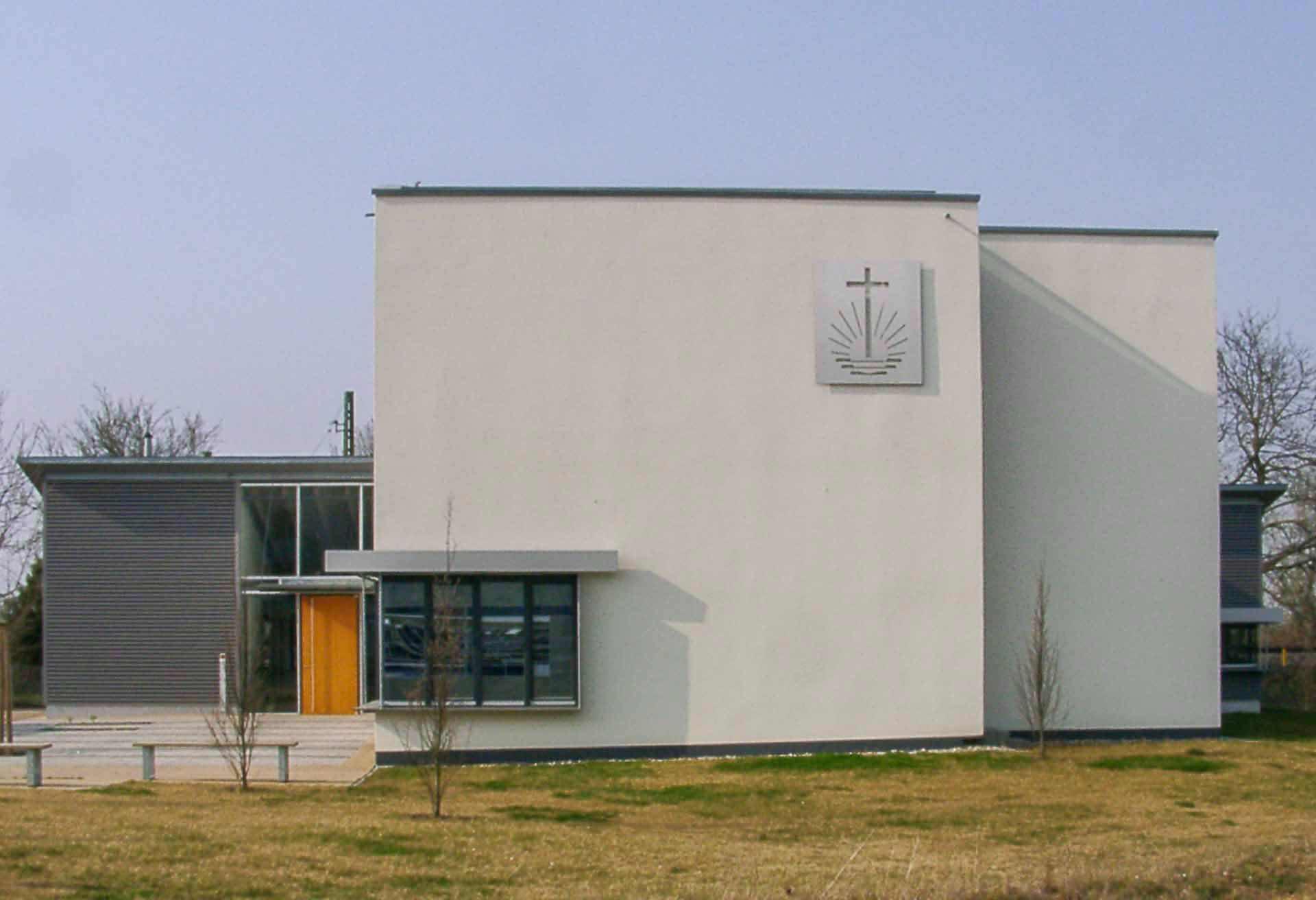 03260011-2 - Neuapostolische Kirche Bad Krozingen
