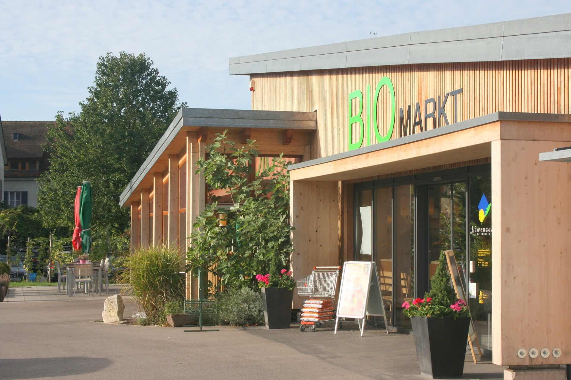 Img - Biomarkt Löwenzahn, Müllheim
